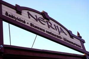 "Restorano ""Nerija"" kiemas ir aplinka - 1"