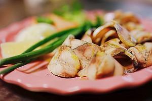 Restaurant meals - 6