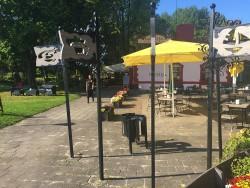 "Photo - Restaurant in Smiltynė (Klaipėda) in Curonian spit - ""Nerija"""