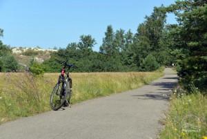 Smiltynės, Kuršių nerijos dviračių takai - 5