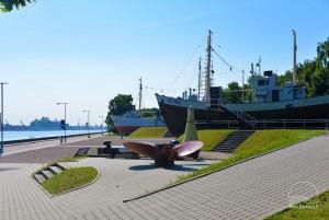 Laivų-veteranų ekspozicija - 3